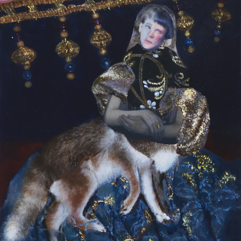 Teodora Axente, Wolf Mouth, 2019