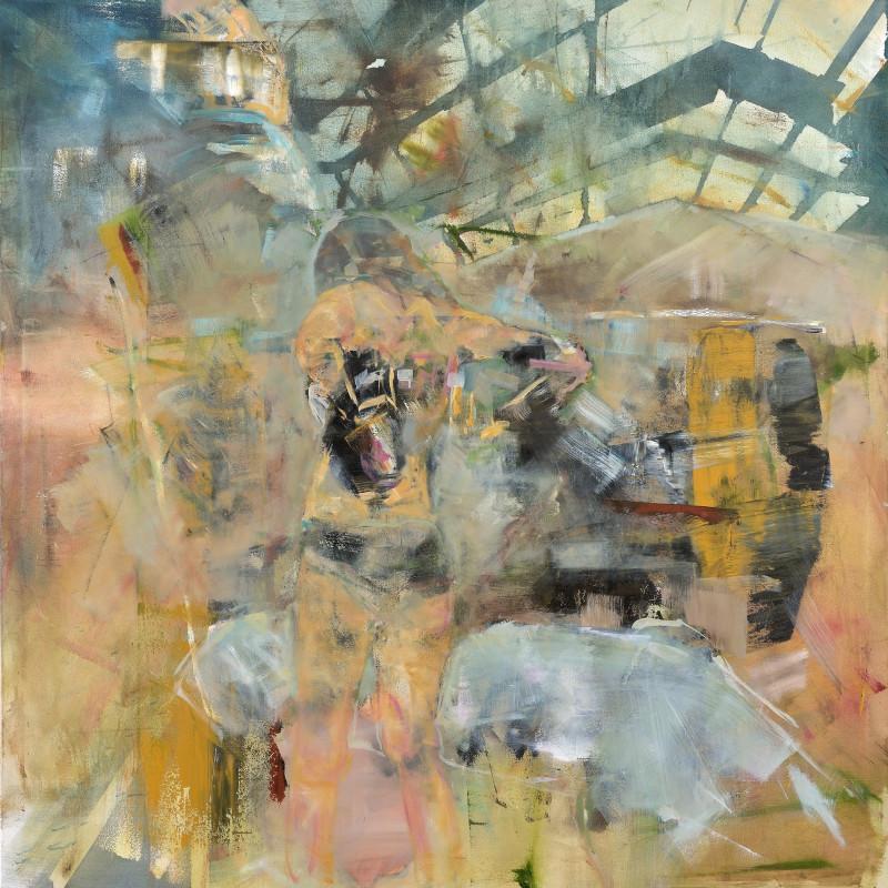 Robert Muntean, Sub rosa, 2014