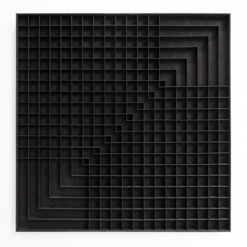 levi van veluw, A grid for guidance II, 2016