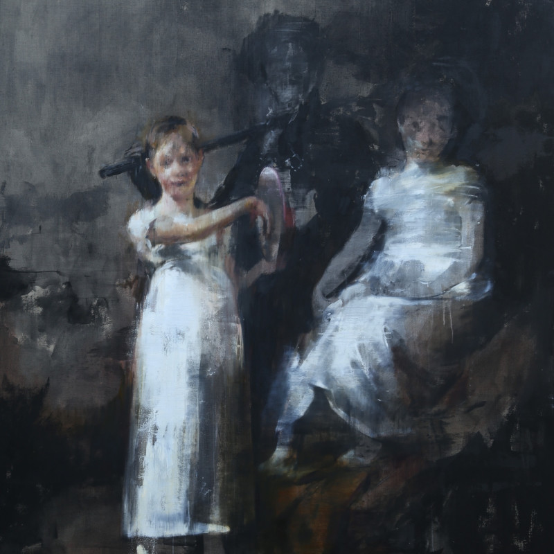 The Elphinston Children, after Sir Henry Raeburn, 2016