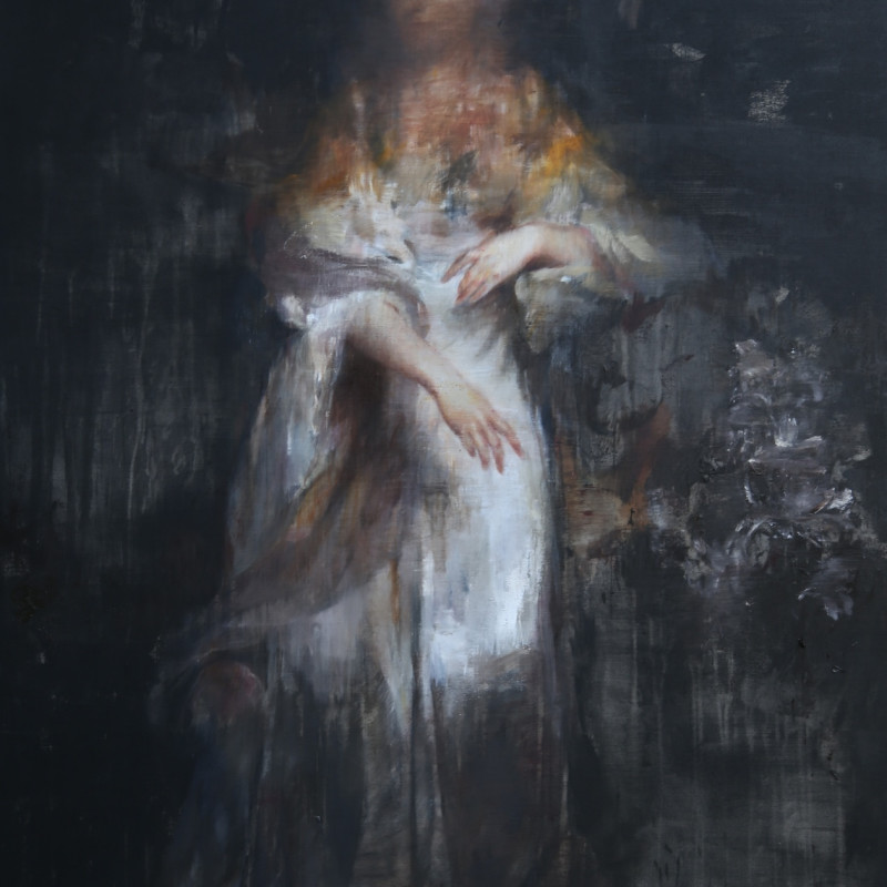 Lady Bampfylde, after Reynolds, 2016