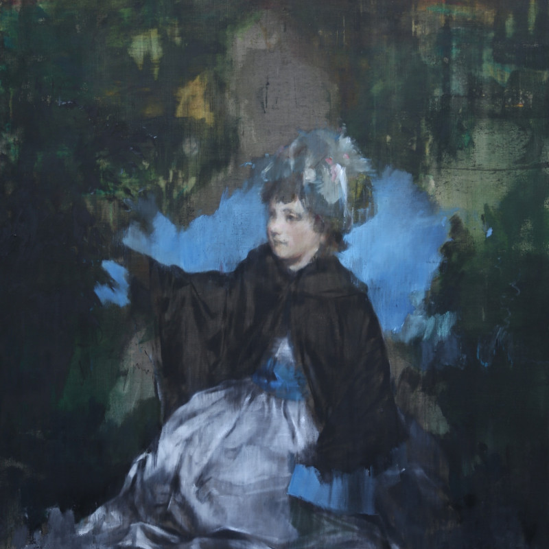 Lady Caroline Howard, after Reynolds, 2016