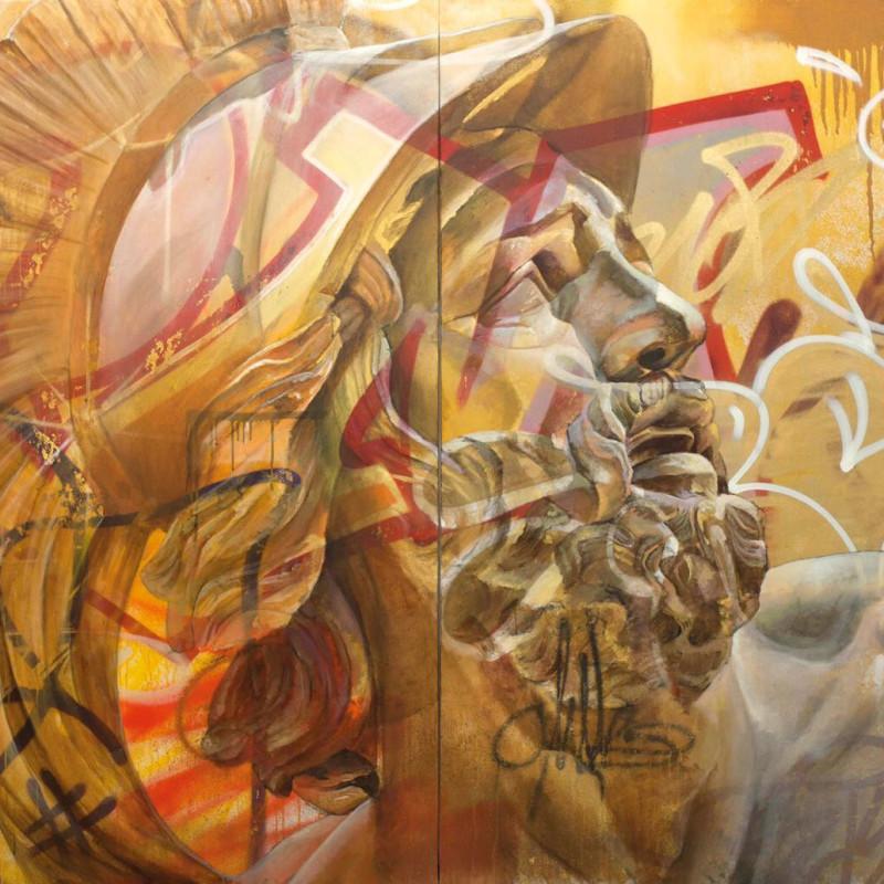 Untitled (Urban Warrior)