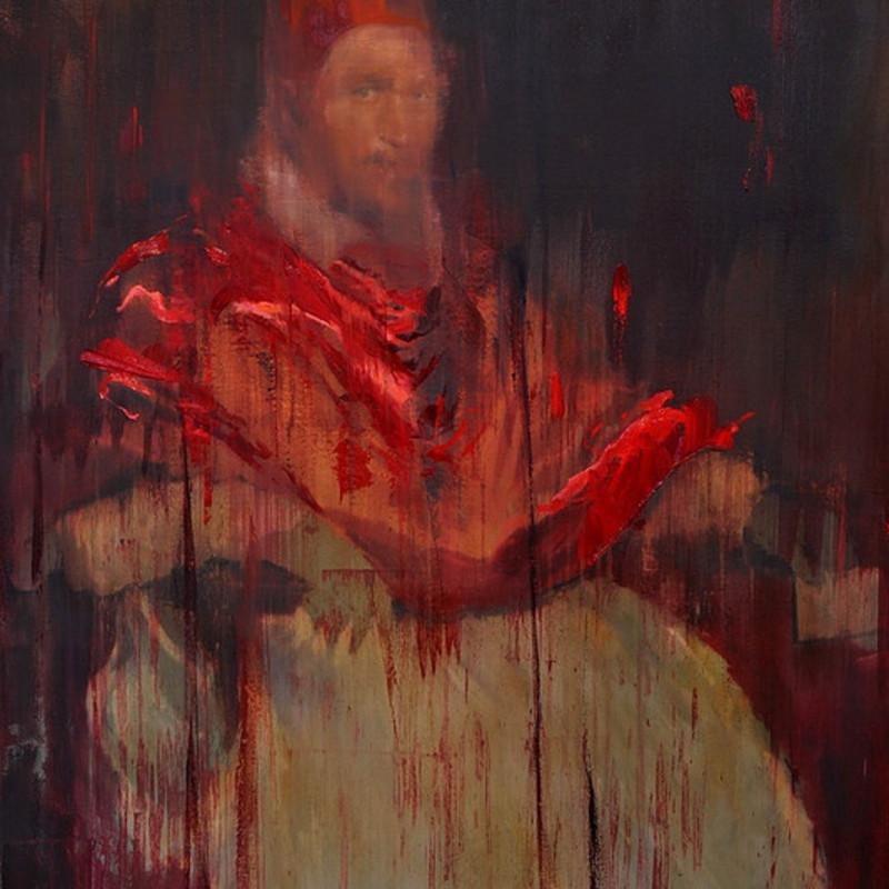 Jake Wood-Evans, Portrait of Pope Innocent X, 2015