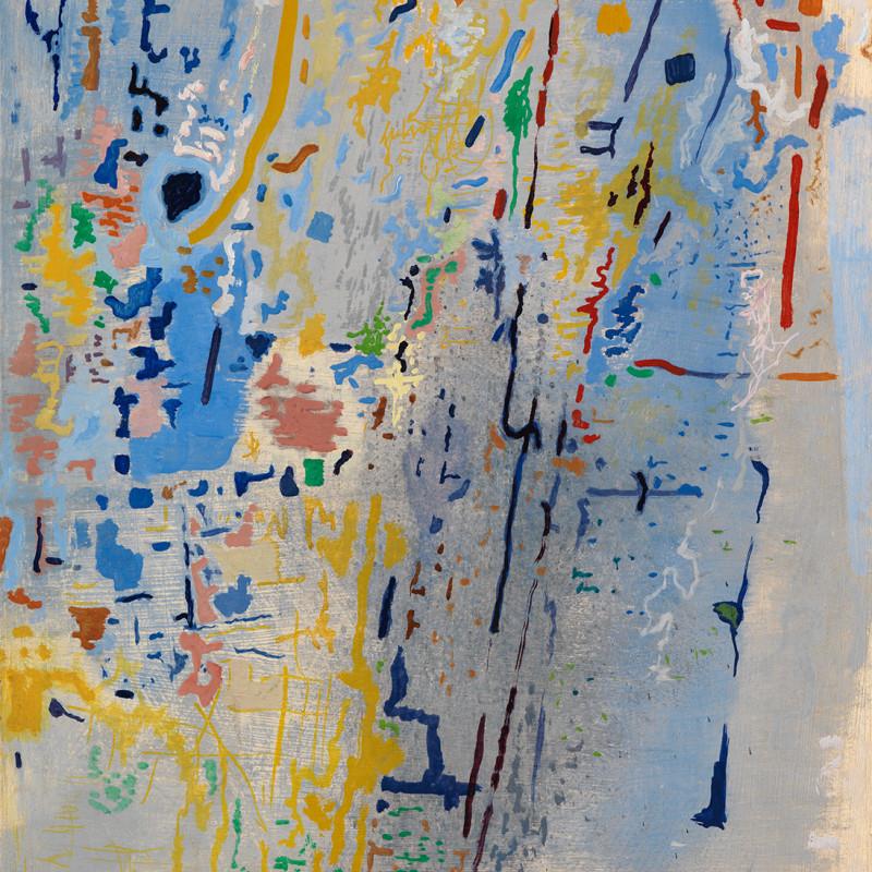 Caziel, WC788 - Composition 24.XI.1965, 1965