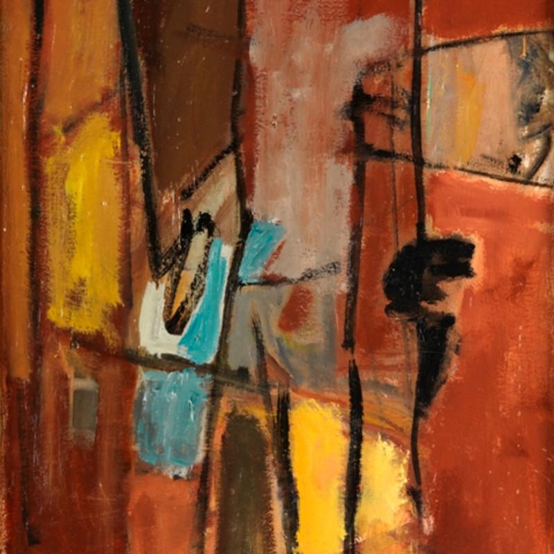 Georges Bernède, C006 - Composition 64 - 1, 1964