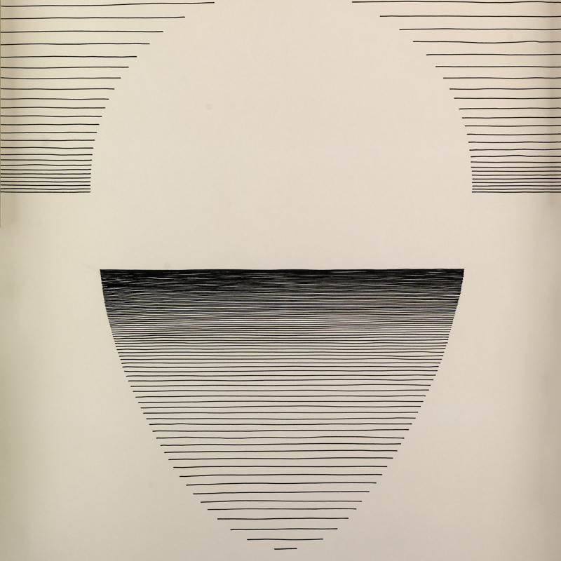 Michel Seuphor, Le grand verseur - La coupe pleine, 1965