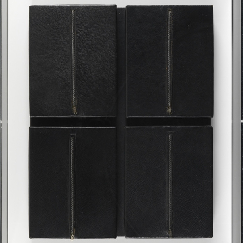 Clive Barker, Four Zips, 1964-65