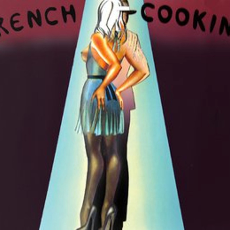 Allen Jones, RA, French Cooking, 1973