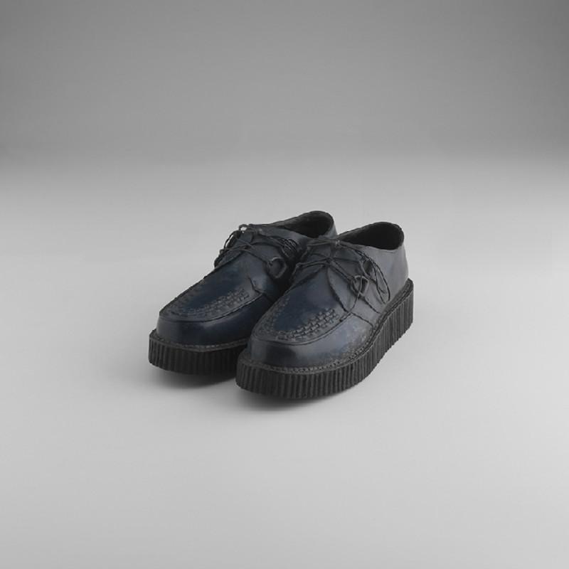 Clive Barker, Blue Suede Shoes, 2015