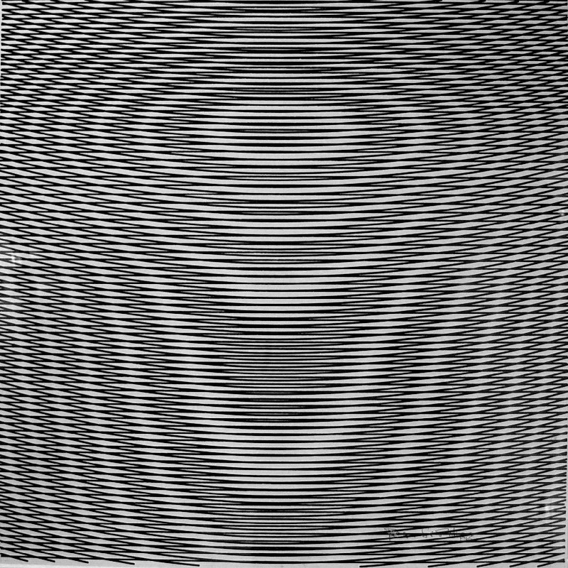 Peter Sedgley, Articulated Noise, 1965