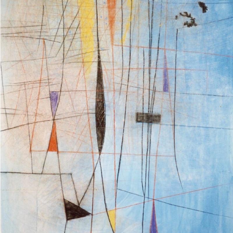 Caziel, WC519 - Composition 03.1965, 1965