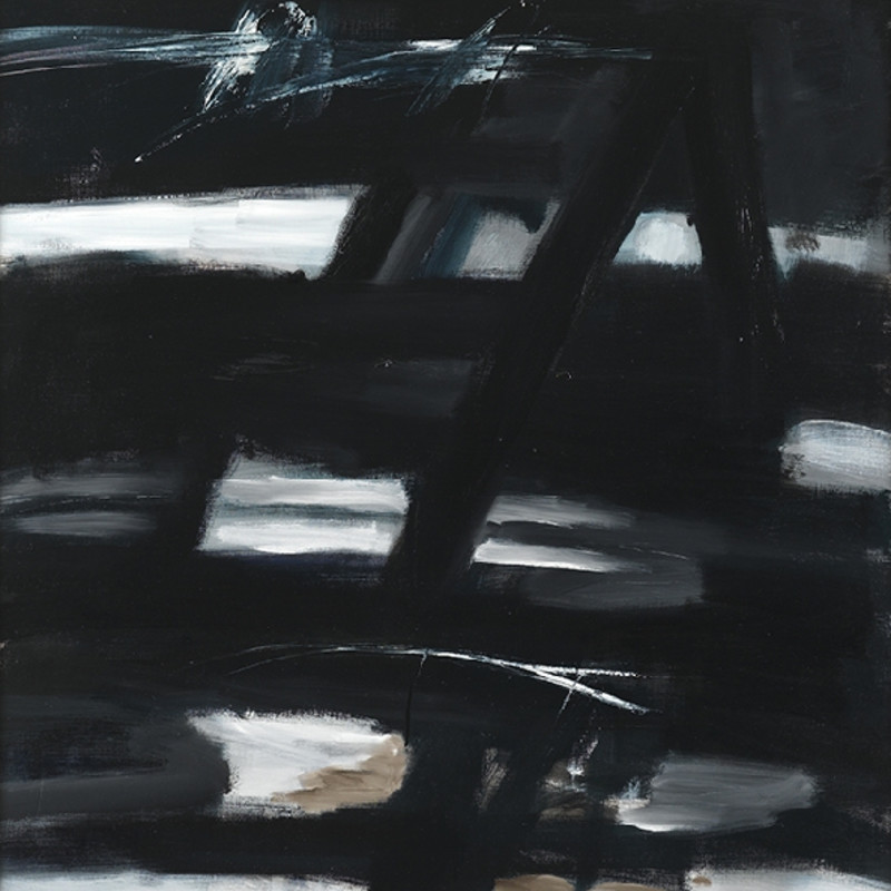 Georges Bernède, C037 - Composition 84 - 25, 1984