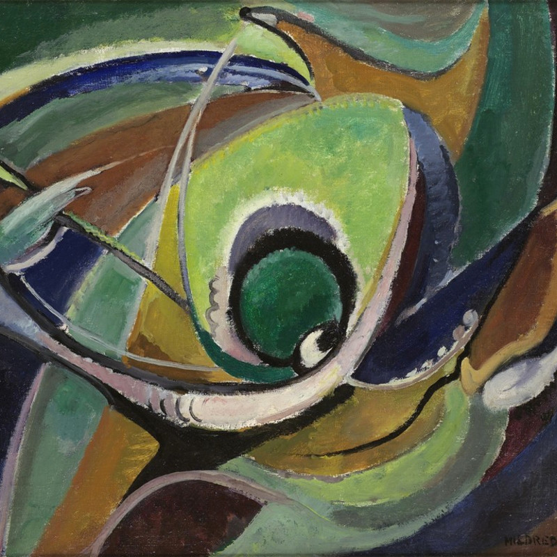 Mildred Bendall, Sea Forms, c. 1950