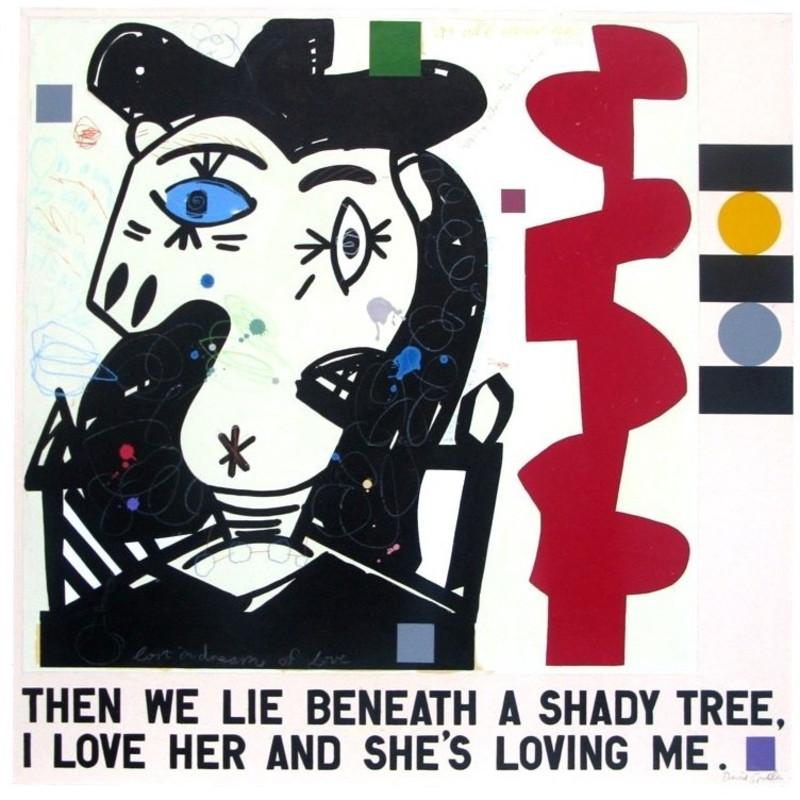David Spiller, Beneath a Shady Tree, 2006