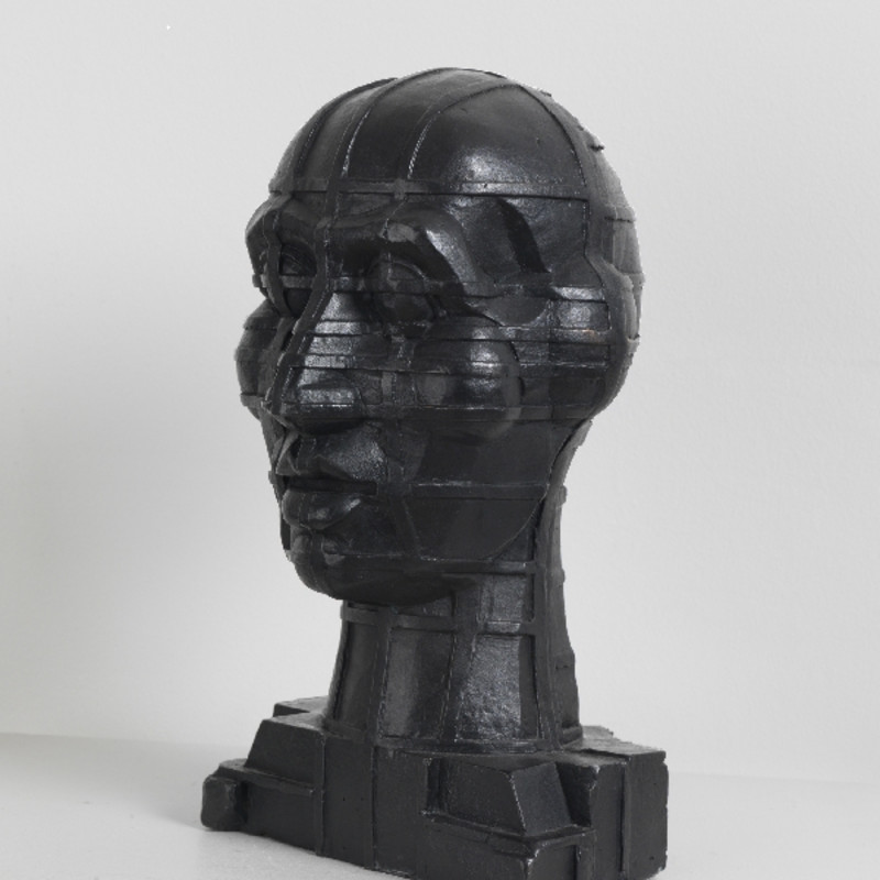 Sir Eduardo Paolozzi, RA, Head, 1996