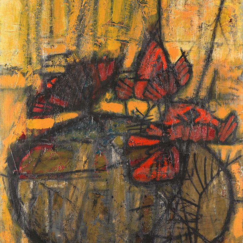Albert Irvin RA, Untitled, c.1955
