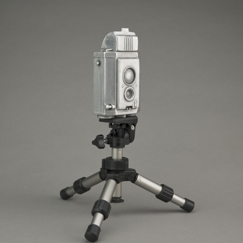 Clive Barker, Brownie on a Small Tripod, 1998
