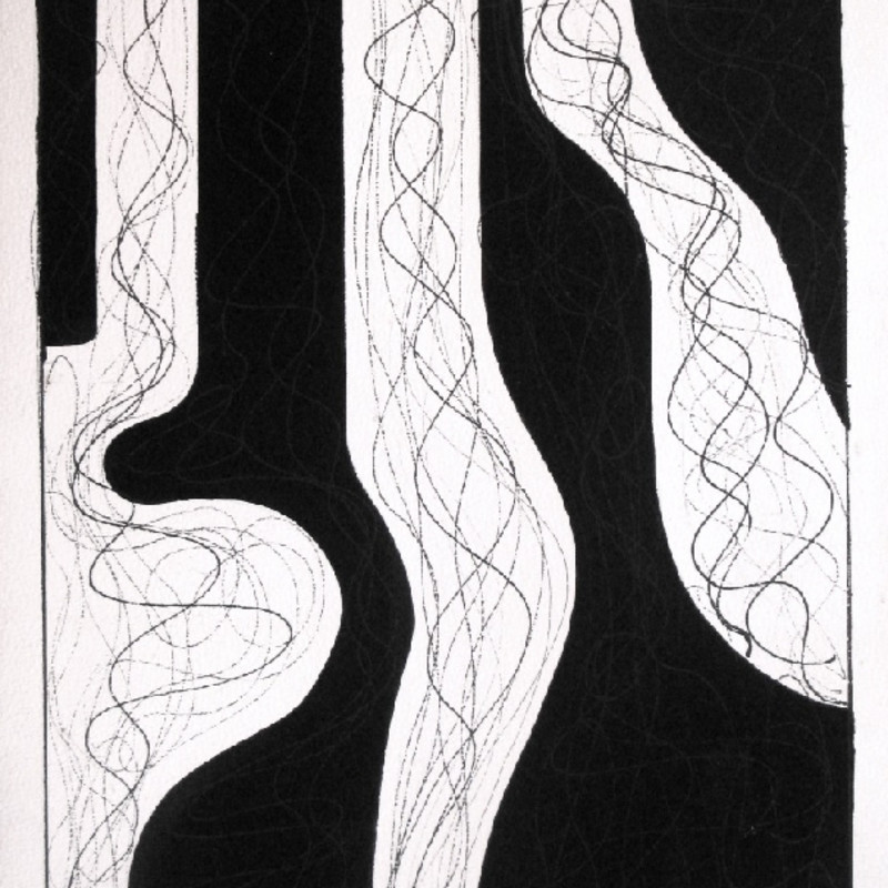 Paul Van Hoeydonck, PVH116 - Composition, 1958