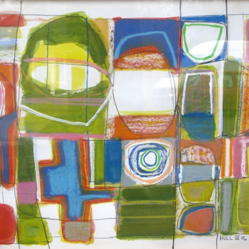 James Hull, Composition 1986.VII, 1986
