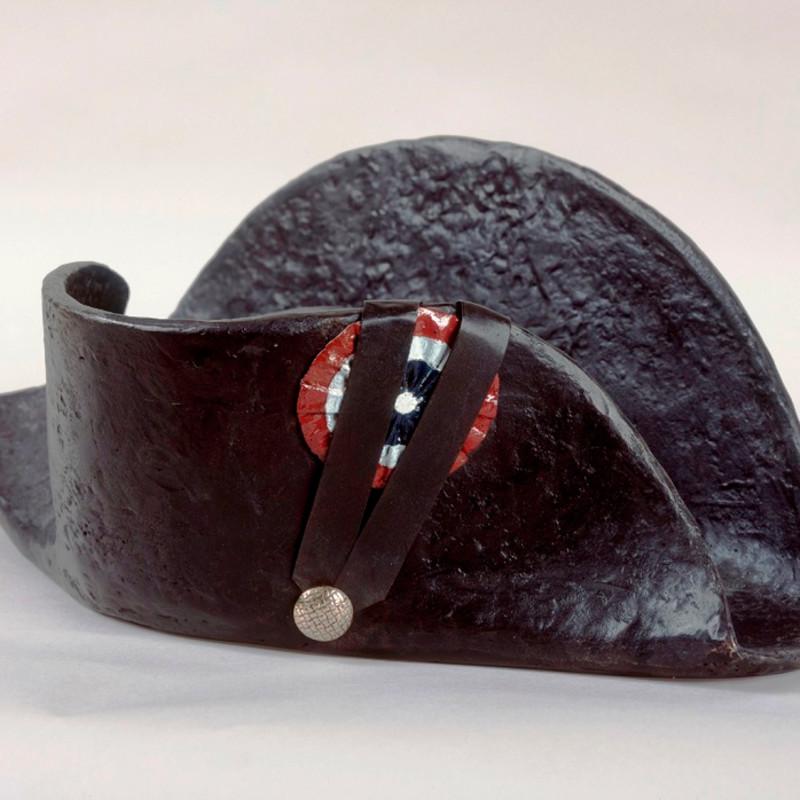 Clive Barker, Napoleon's Hat at Waterloo, 2010