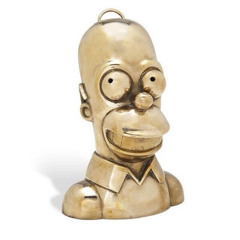 Clive Barker, Homer, 2004