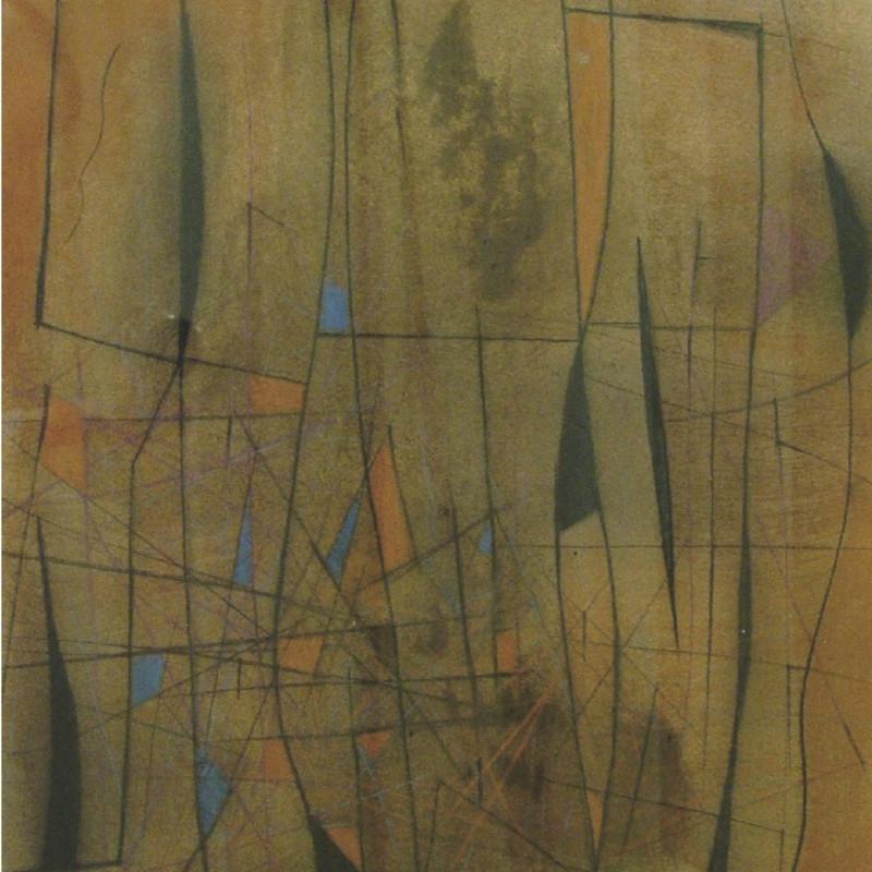 Caziel, WC514 - Composition 02.1965, 1965