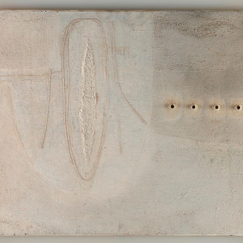 Walter Leblanc, Abstract Composition, 1958