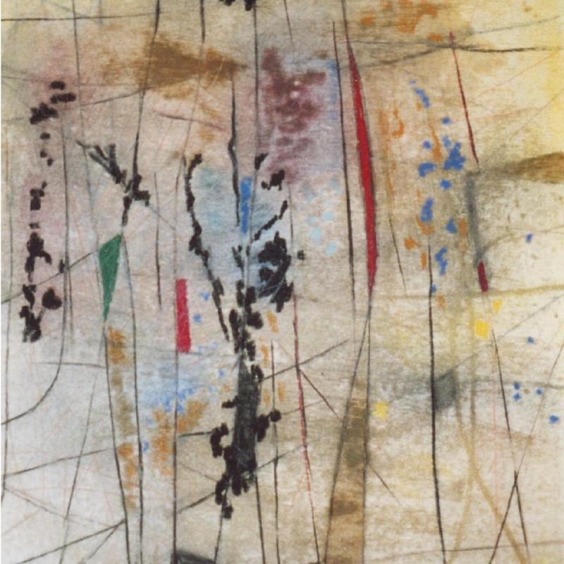 Caziel, WC510 - Composition 02.1965, 1965