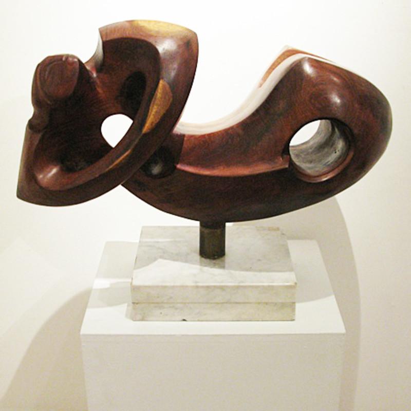 Enrique Gaimari, Expectación (Expectation), 1985
