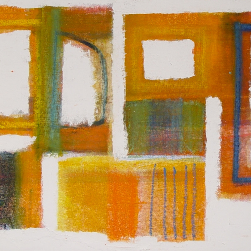 James Hull, Composition 1990.III, 1990