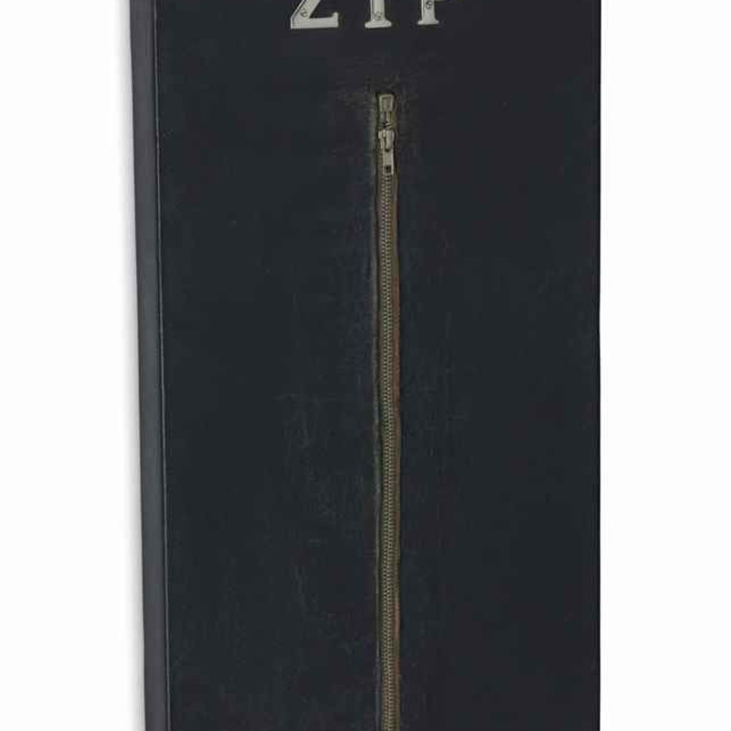 Clive Barker, Small Zip, 1963
