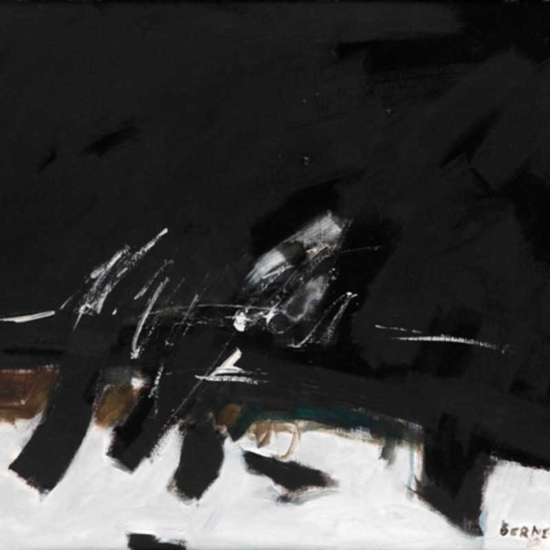 Georges Bernède, C016 - Composition 87, 1987