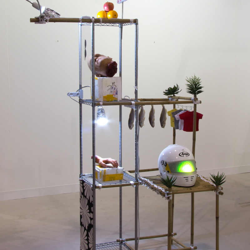 <span class=&#34;artist&#34;><strong>Joel Kyack</strong></span>, <span class=&#34;title&#34;><em>Casual Disregard for the Dead and the Living</em>, 2016</span>