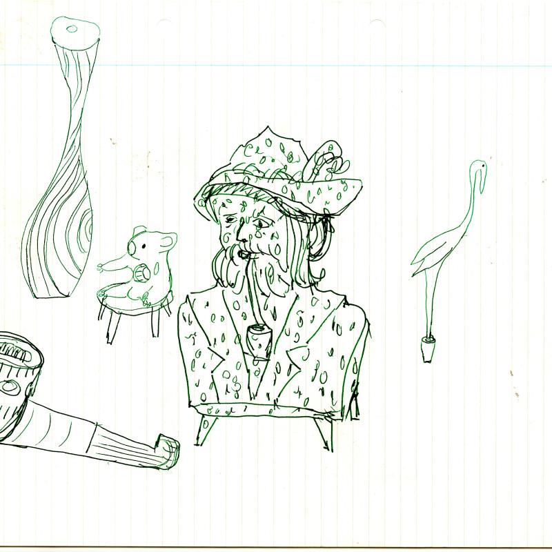 <p><span class=&#34;artist&#34;><strong>Eric Bainbridge</strong></span>, <span class=&#34;title&#34;>Untitled, 1988.</span></p>