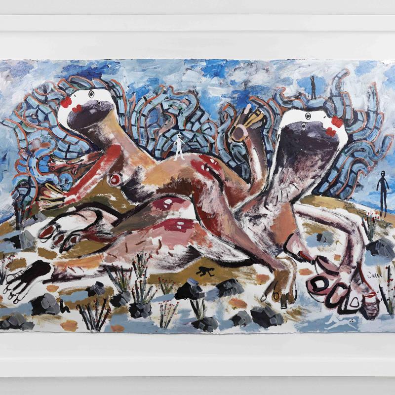 John-Michael Metelerkamp | Keepers | 2017, Candice Berman Gallery, Johannesburg