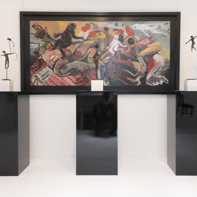 Meyer | Metelercamp | Canadas, Candice Berman Gallery, Johannesburg