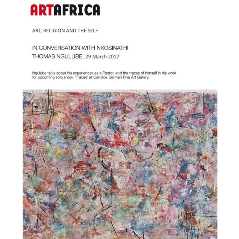 Art, Religion and the Self | In Conversation with Nkhosinathi Thomas Ngulube