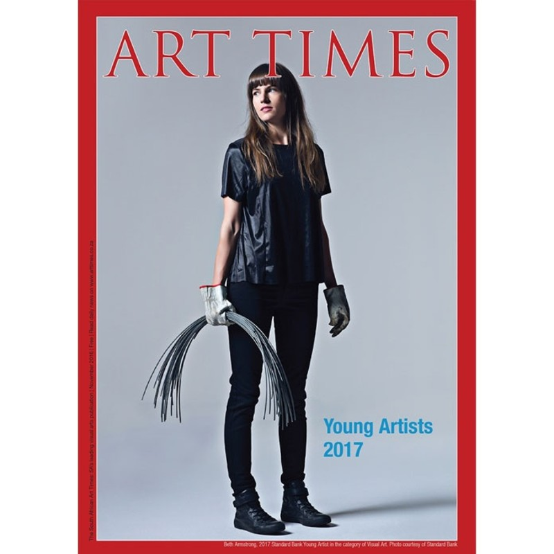 Young Artists in Business | Interview with Candice Berman