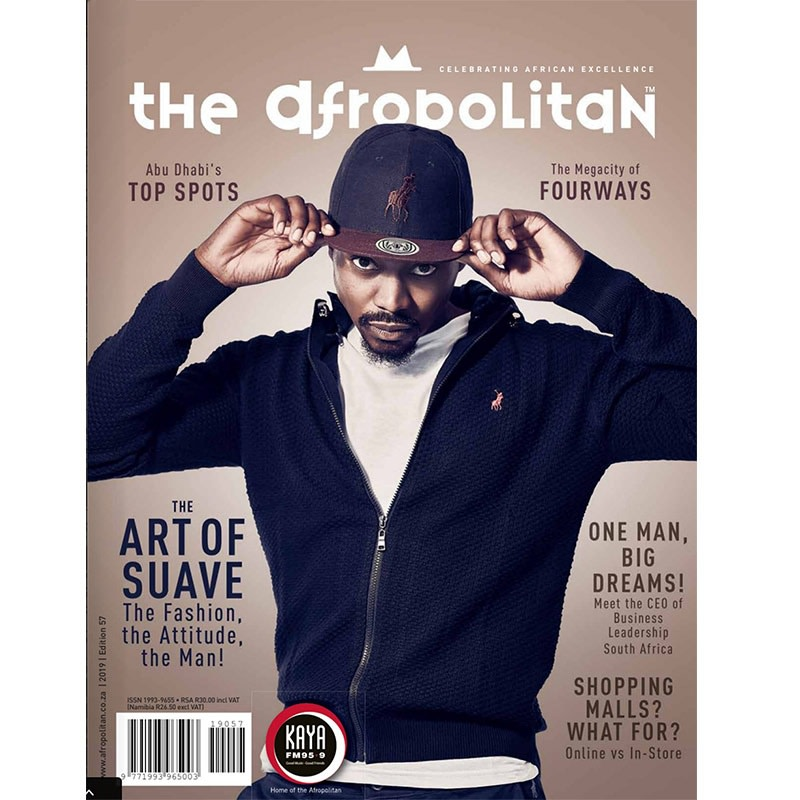 The Afropolitan Magazine
