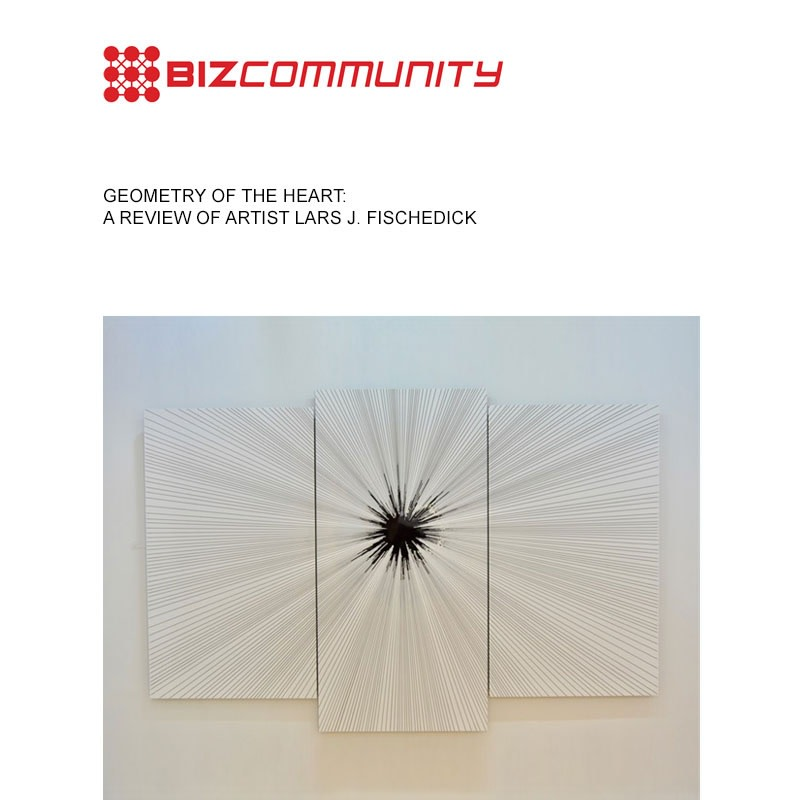 Geometry of the heart: A review of artist Lars J. Fischedick