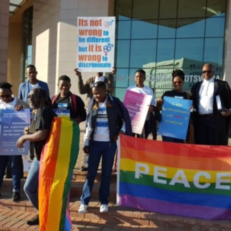 Breakthrough for LGBT+ equality as Botswana decriminalises