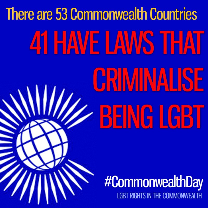 Human rights organisations from around the world raise concerns about Commonwealth record on LGBTI rights