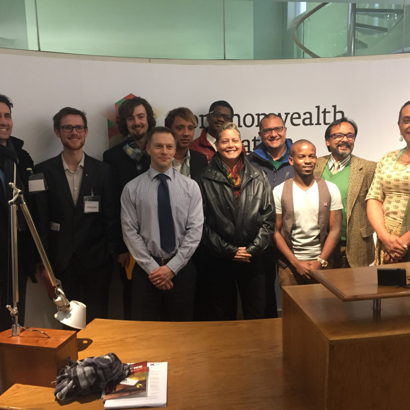 Hosting the Commonwealth Equality Network