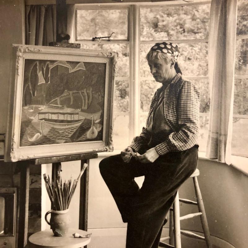 THE REMARKABLE LIFE OF DORIS HATT: REVOLUTIONARY ARTIST