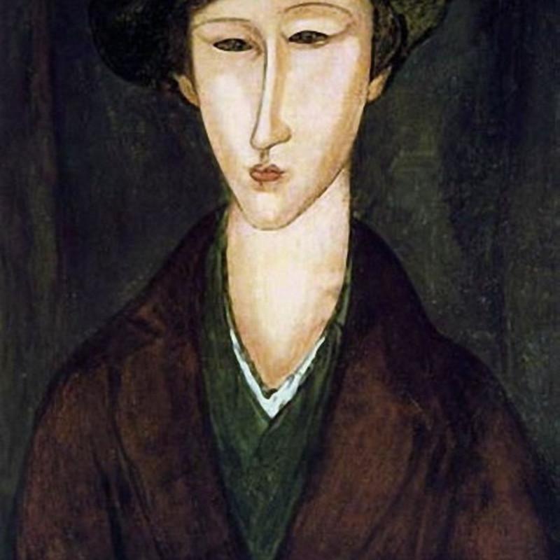 Amedeo Modigliani (1884-1920) Portrait of Marevna, 1919 Oil on canvas Copyright Pushkin Museum