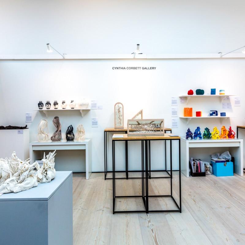 Collect 2018 International Art Fair for Modern Craft + Design