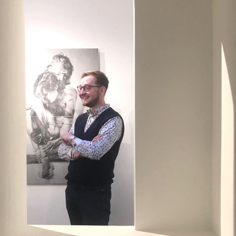 Artist's Talk: Rad Husak in Conversation