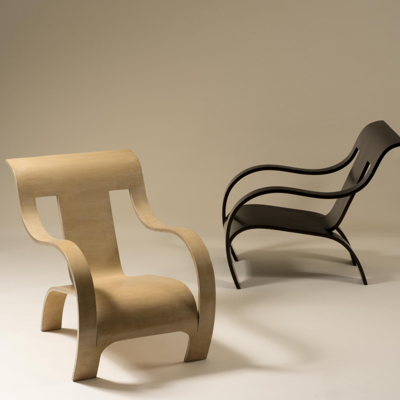 GERALD SUMMERS 1899-1967 Makers of Simple Furniture Armchair, c.1935