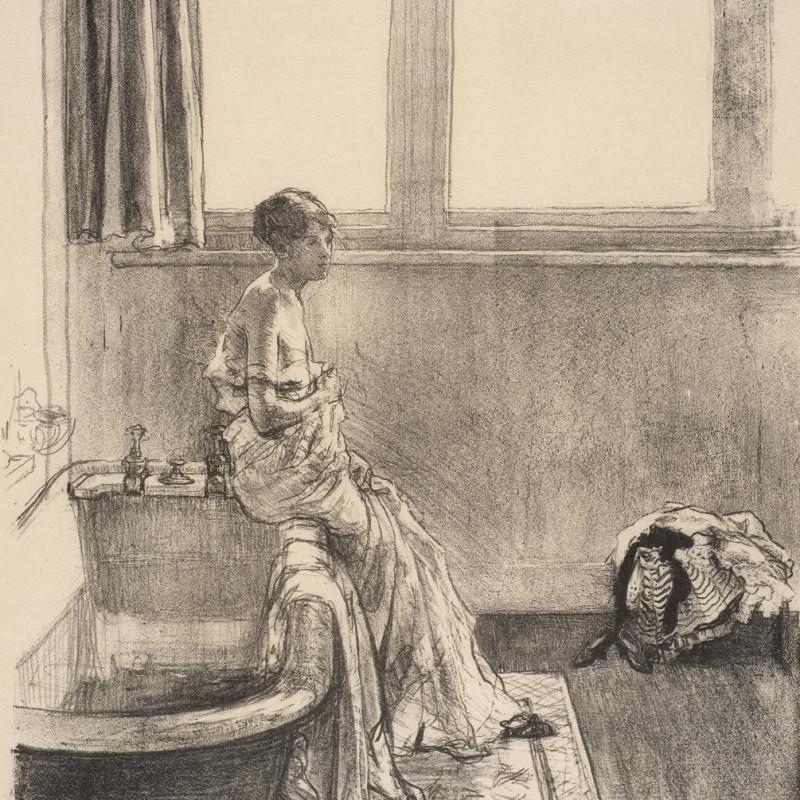 The Silken Wrap, 1916